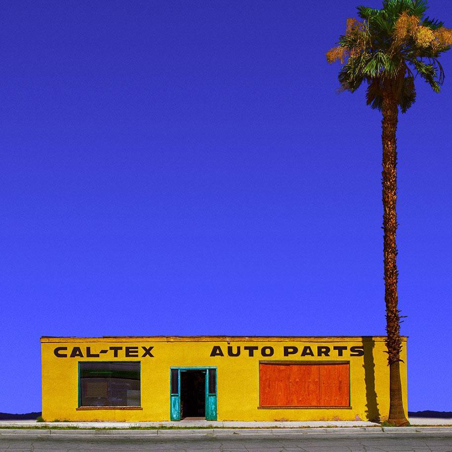 Калифорния без людей