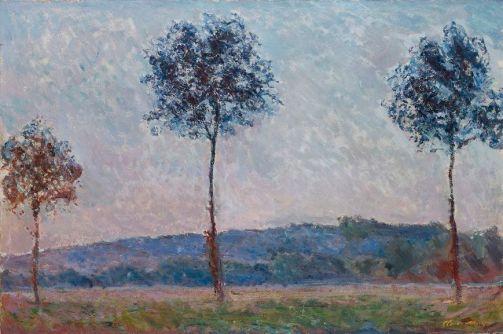 Клод Моне, Trois arbres à Giverny. Оценено от $2.5 до $3.5 миллионов.