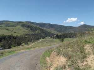 Brett Reserve from Thunderbolts Way