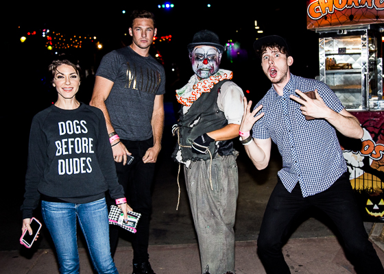 The Queen Mary's Dark Harbor 2015