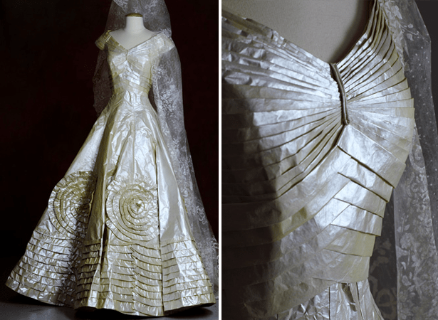 Vintage Bridal Icon: Jacqueline Lee Bouvier Kennedy