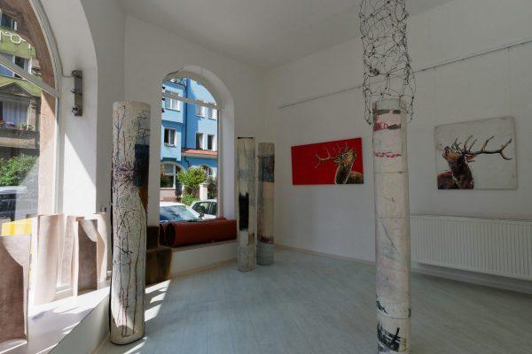 Art Weekend Nürnberg / GALERIE PR – PIA RUBNER nimmt 2018 teil