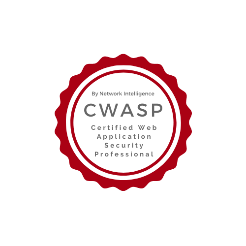 Certified Web Application Security Professional (CWASP™)