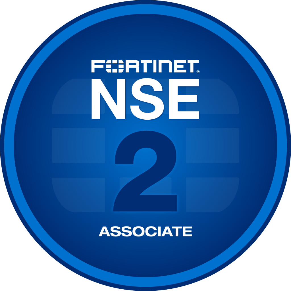 Fortinet NSE 2