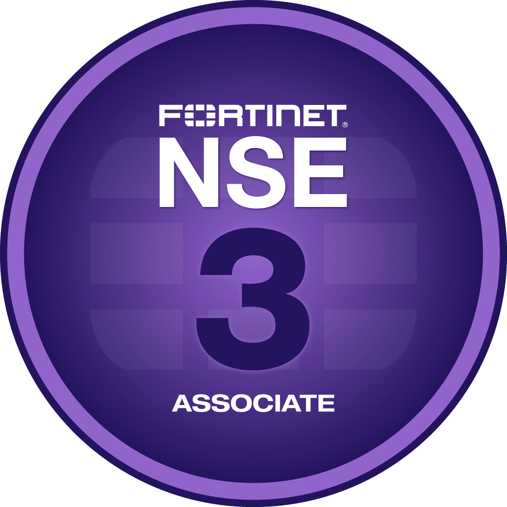 Fortinet NSE 3
