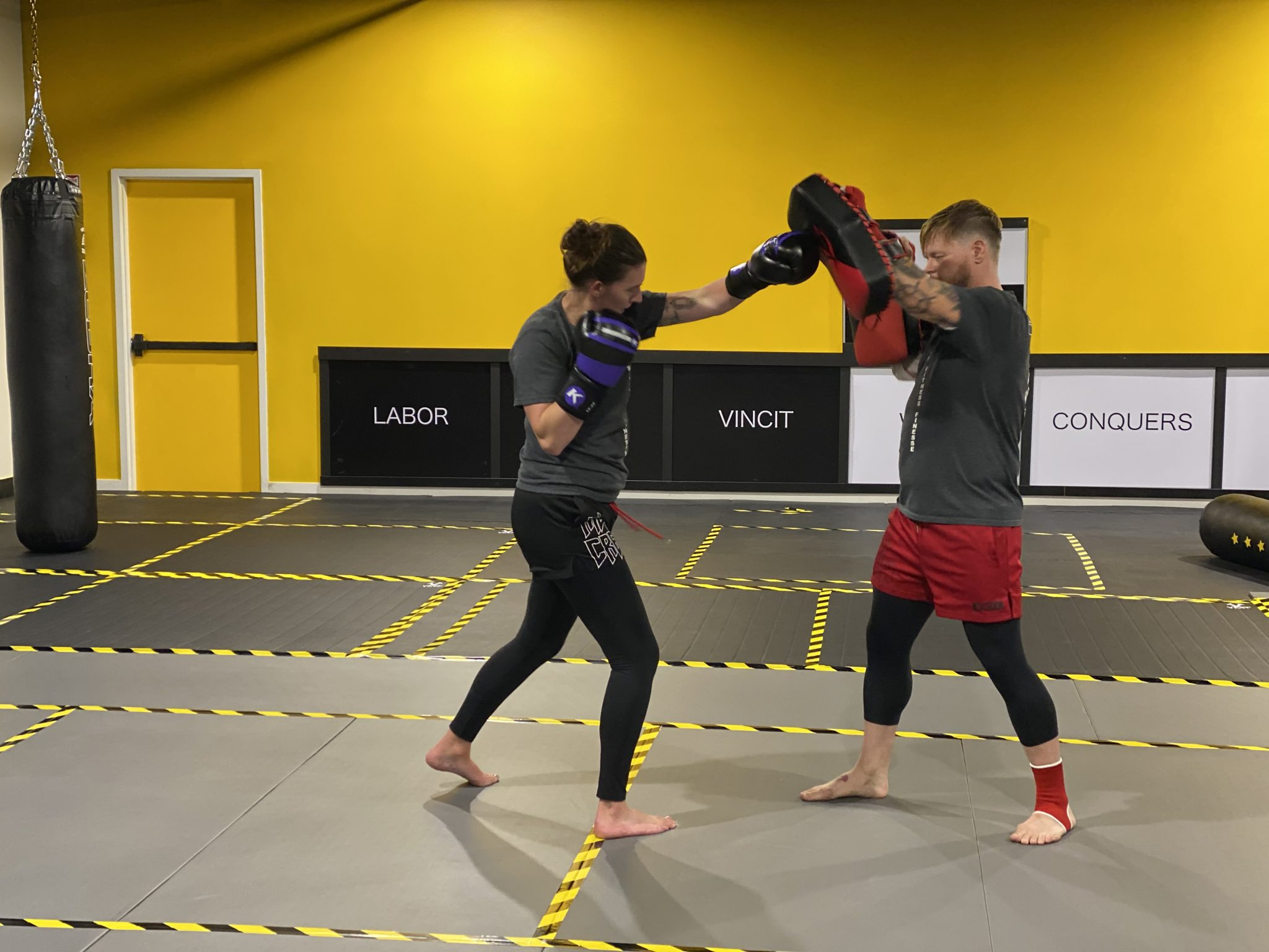 There is a class for everyone - Muay Thai Is A Family Affair