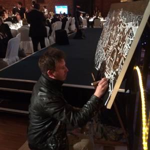 Artist Ben Mosley