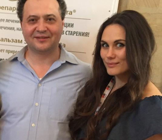Władysław Tkachov i Anna Kuznetsova