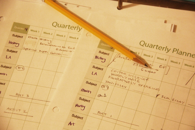 free-homeschool-planners