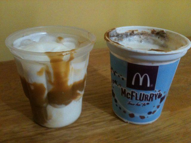 McDonalds New Ice Cream Flavors