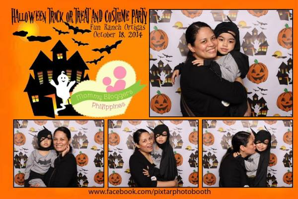 mommy bloggers philippines halloween event 2014 pixtar photobooth art of being a mom www.artofbeingamom.com 02