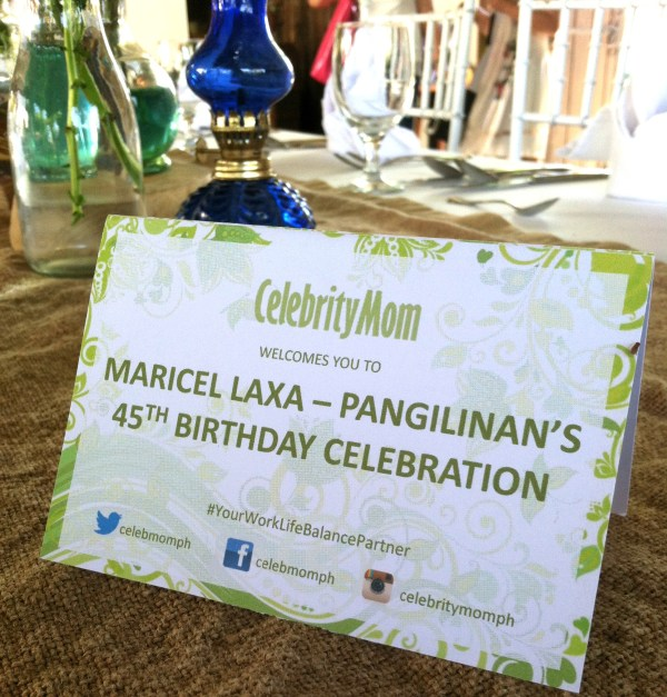 nurture wellness village spa celebrity mom maricel laxa pangilinan birthday art of being a mom www.artofbeingamom.com 11