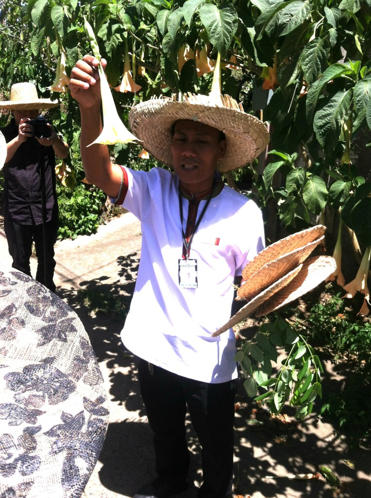 Celebrity Mom Maricel Laxa At Nurture Wellness Village