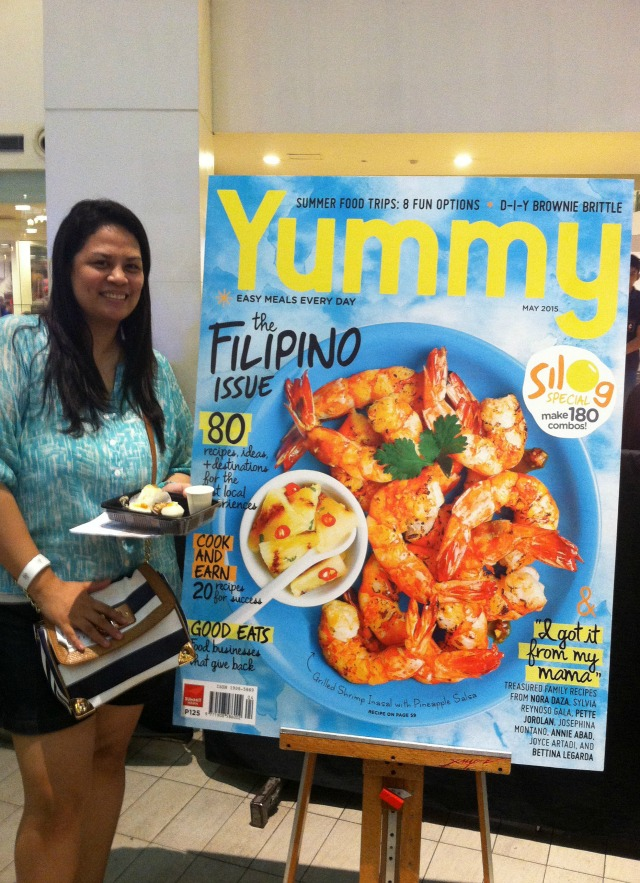 yummy magazine big baon blowout food sampling trinoma lifestyle mommy blogger www.artofbeingamom.com 14