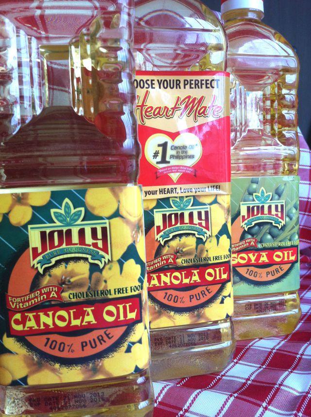 jolly oil canola oil soya oil dona elena olive oil fly ace lifestyle mommy blogger www.artofbeingamom.com 06