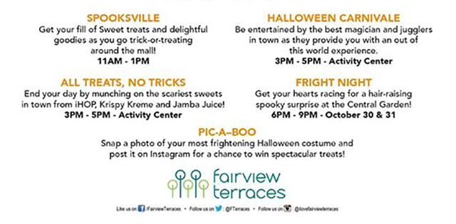 fairview terraces halloween 2015 lifestyle mommy blogger www.artofbeingamom.com 02