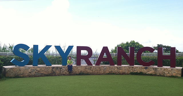 sky ranch tagaytay lifestle mommy blogger www.artofbeingamom.com 02