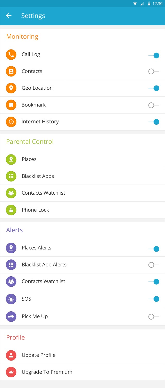 digital parental controls for android familytime app lifestyle mommy blogger www.artofbeingamom.com 04