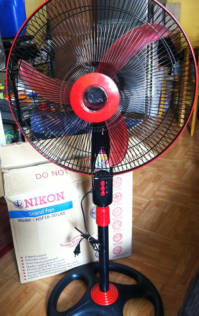 nikon stand fan appliance ensogo philippines lifestyle mommy blogger www.artofbeingamom.com 01