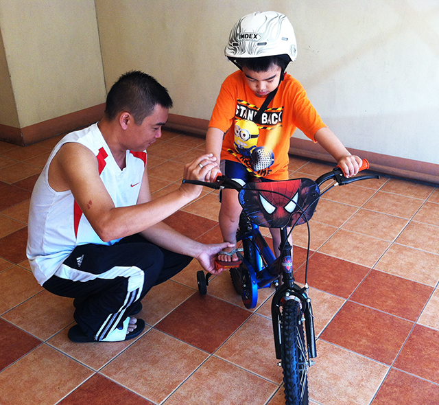 spiderman bike for kids js philippines global toy distributor lifestyle mommy blogger www.artofbeingamom.com 13