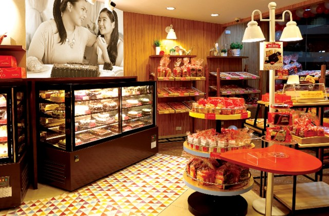 Red Ribbon opens new store in Market! Market TriNoma 1