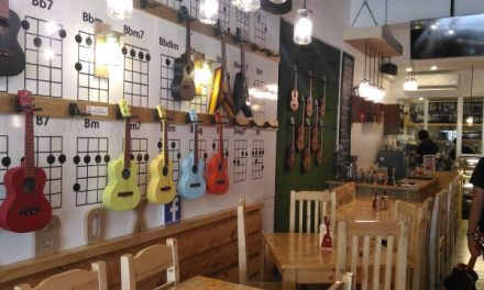 Uke Box Caffe Music Cafe in Eastwood