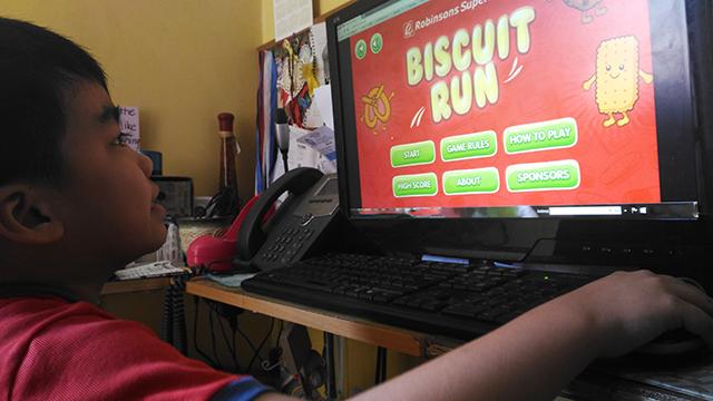 robinsons supermarket biscuit run game online game mondelez lifestyle mommy blogger www.artofbeingamom.com 06