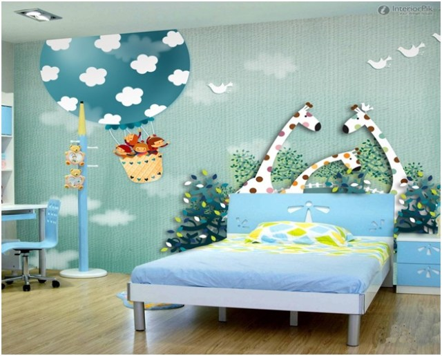 7 Stylish wall decorating ideas for your kid