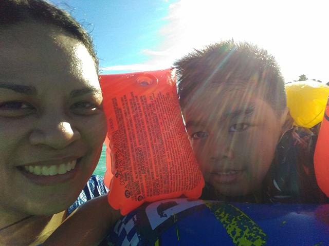 calaguas island camarines sur bicol beach island travel lifestyle mommy blogger www.artofbeingamom.com 50