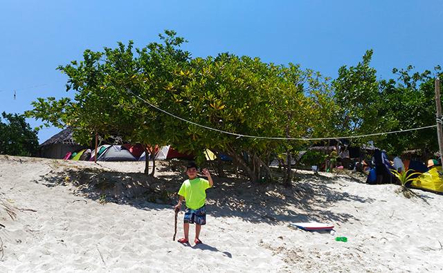 calaguas island camarines sur bicol beach island travel lifestyle mommy blogger www.artofbeingamom.com 55