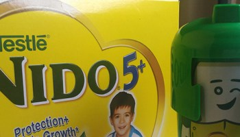 Nido Growing Up Milk: the Right Choice for Your Child