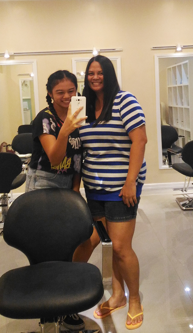 nouvelle salon brazilian blowout hair salon manicure pedicure fairview lifestyle mommy blogger www.artofbeingamom.com 17