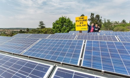 Greenpeace Solar Rooftop Challenge