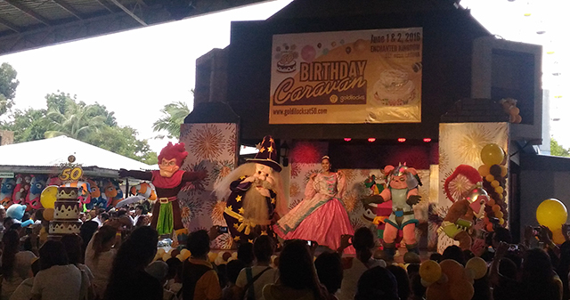 goldilocks 50th birthday goldilocks birthday celebration lifestyle mommy blogger www.artofbeingamom.com 06