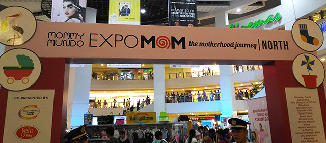 mommy mundo expo mom trinoma baby products shopping lifestyle mommy blogger www.artofbeingamom.com 01