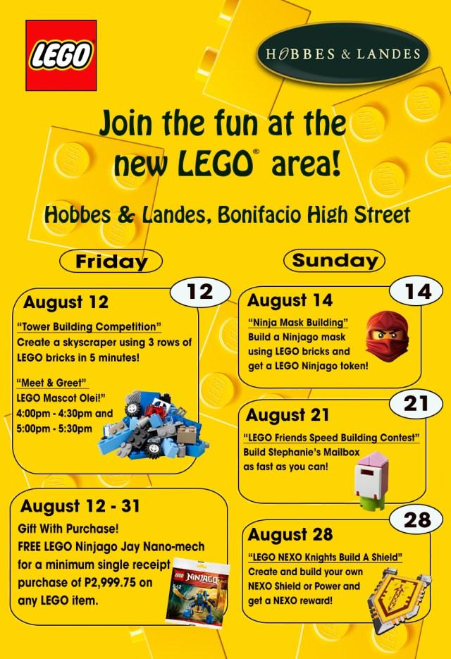 HCC Calendar of Activities