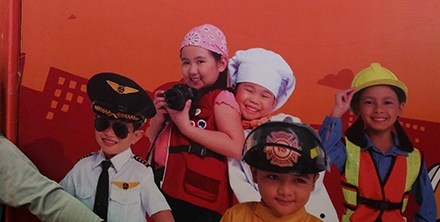 Fairview Terraces Halloween 2016 Featuring Kidzania!