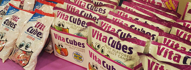 Have a Healthy Halloween with Vita Cubes 2Good