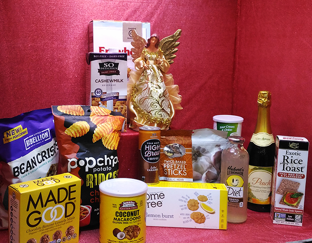 Give the Gift of Health with a Healthy Options Christmas Gift Box