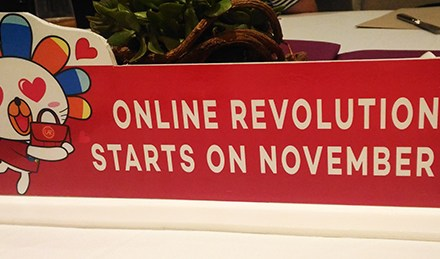 Do Your Christmas Shopping during the Lazada Online Revolution!