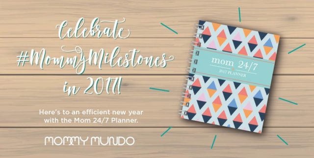 Plan Your Year Right with the 24/7 Mommy Mundo Planner