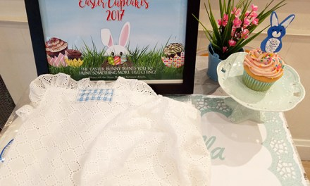 Spend time with the kids at the Vanilla Cafe Easter Cupcakes Event