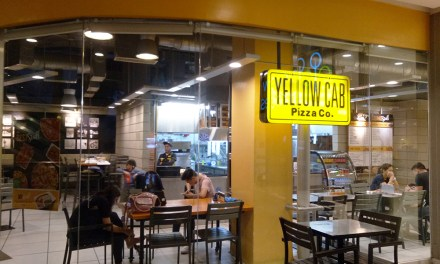 Join my Birthday Giveaway! Win Yellow Cab Pizza GCs!