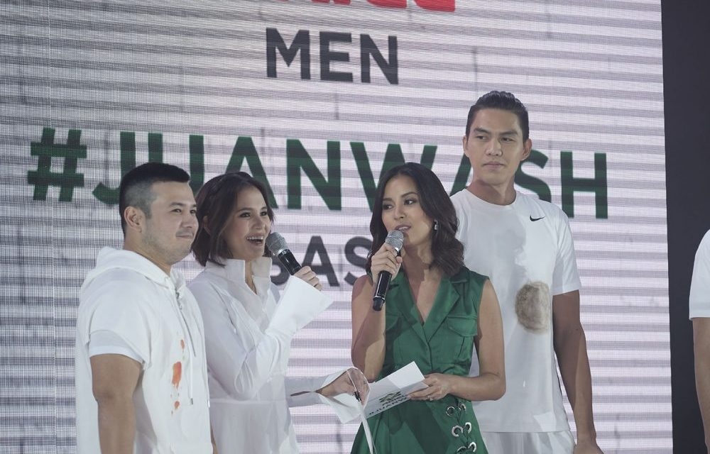 Meet the New Laundry Experts! Ariel Men Push for Gender Equality with #JuanWash
