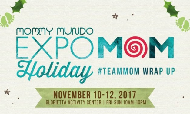 Shop til You Drop at Expo Mom Holiday 2017!