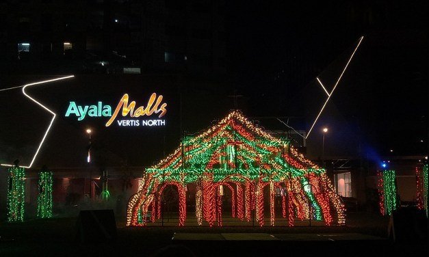 Ayala Brings a Christmas tradition to Northern Metro Manila with Vertis Northern Lights