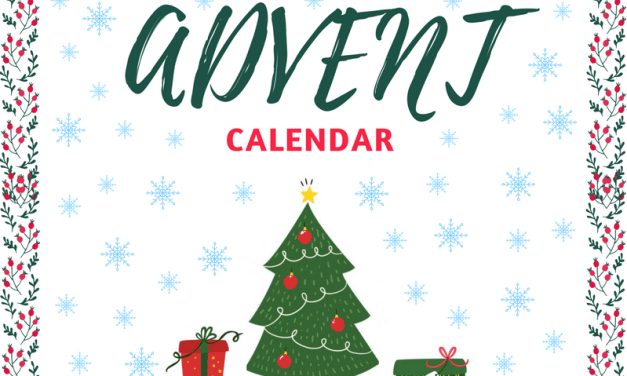 Advent Calendar Ideas and Printables!
