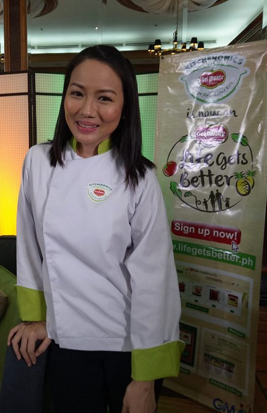 Del Monte Kitchenomics Online Life Gets Better Meal Planner lifestyle mommy blogger philippines www.artofbeingamom.com 03