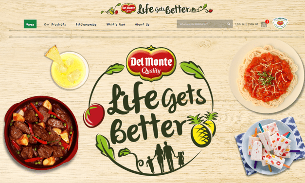 Del Monte Kitchenomics Now Available Online with Life Gets Better