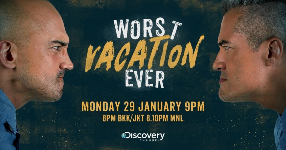 Discovery Channel Show: 6 Tips for Backpackers by the Montero Brothers